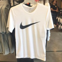 NIKE Woman Men Fashion Tunic Shirt Top Blouse