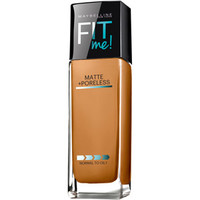 Walmart: Maybelline New York Fit Me! Matte + Poreless Foundation