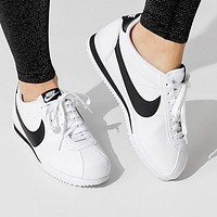 Nike Classic Cortez Popular Women Men Leather Sport Running Shoes Sneakers