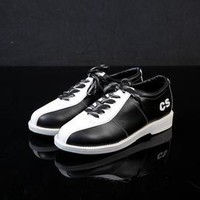 Family Friends party Board game Leather Bowling Shoes For Men Fitness Sports Shoes Bowling Supplies Hot Women Bowling Shoes Sneaker Entertainment Shoes Man AT_41_3