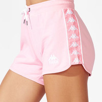 Kappa Authentic Taped Jogger Shorts at PacSun.com