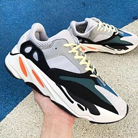 Hipgirls Adidas Yeezy 700 Fashion New Runner Boost Fashion Running Casual Sport Couple Shoes