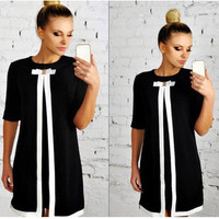 New Fashion Summer Sexy Women Dress Casual Dress for Party and Date = 4725187140