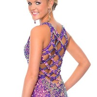 Precious Formals P9052 at Prom Dress Shop