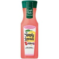 Simply Lemonade Lemonade with Raspberry, 11.5 fl oz - Walmart.com