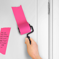 Roller Notes Sticky Note Roll | The Gadget Flow