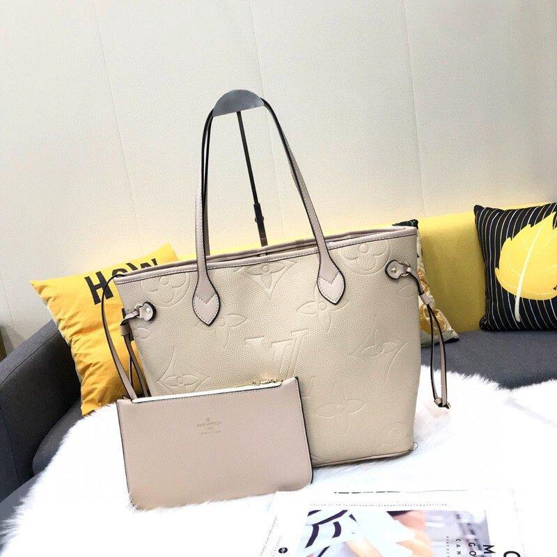 Image of lv louis vuitton womens leather shoulder bag satchel tote bags crossbody 120