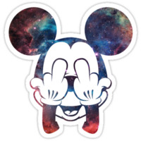 Mickey Nebula Head