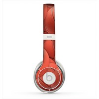 The Basketball Overlay Skin for the Beats by Dre Solo 2 Headphones