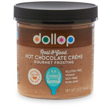 Order Dollop Gourmet Frosting, Hot Chocolate Crème   Fast Delivery