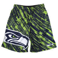 Seattle Seahawks Official NFL Reprint Shorts