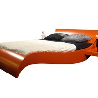 Double bed INVITATION'S Crazy Products Collection by Thomas de Lussac