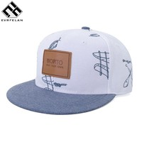 2017 New Fashion Unisex Snapback Cap Brand Hip hop Snapback Caps For Men Women Baseball Cap Bones Adjustable Snapback Hat  Adult