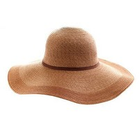 Two-tone straw hat - scarves & hats - Women's accessories - J.Crew