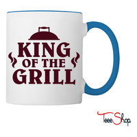King Of The Grill Coffee & Tea Mug