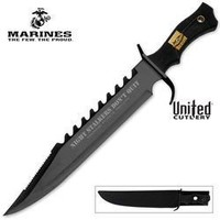 United Cutlery UC2671 SOA Nightstalkers Bowie Knife with Sheath