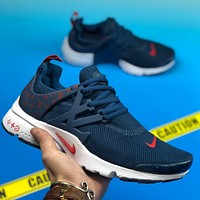 Nike Air Presto x Lv Super-permeable mesh stitching running shoes