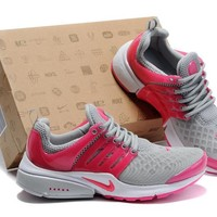 """Nike Air Presto"" Women Sport Casual  Multicolor Engraving Breathable Sneakers Running Shoes"
