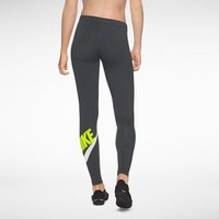 The Nike Futura Leg-A-See Women's Leggings.