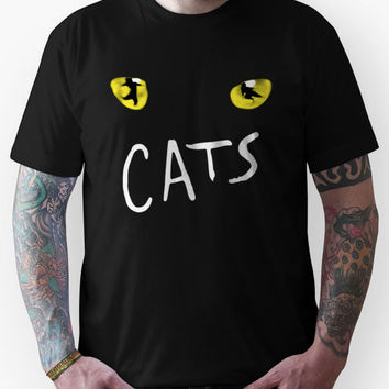 Cats Broadway Musical Unisex T-Shirt