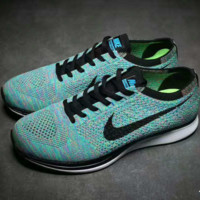 Nike Colorful Knit Trending Running Sport Casual Cushion Shoes Sneakers