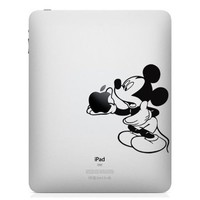 iPad Graphics - Mickey Mouse Vinyl Decal Sticker