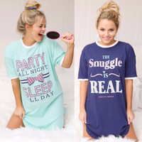 Comfiest Sleep Shirts.. EVER!