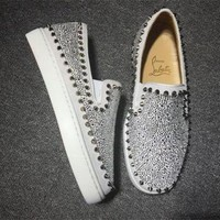 DCCK2 Cl Christian Louboutin Flat Style #778