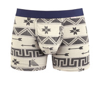 MyPakage Weekday Trunks Men's Underwear Cowichan/Navy/Red