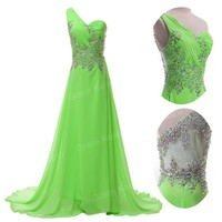 Mint Sweet Party/Prom/Evening/Pageant/Cocktail dress/Ball gown/SZ 2 -16