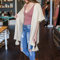 In the Groove Cardigan