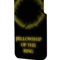 Best 3D Full Wrap Phone Case - Hard (PC) Cover with The Lord of The Rings Fellowship of The Ring Design