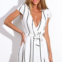 Leaving With You Playsuit