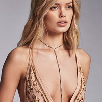 Free People Cold Desert Metal Bolo