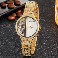 Versace Men Fashion Quartz Watches Wrist Watch