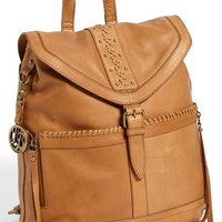 Lucky Brand 'Carlyle' Leather Backpack