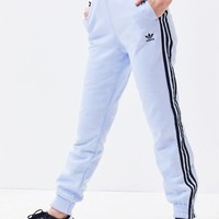 adidas Lavender Cuffed Jogger Pants | PacSun