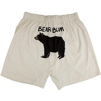 Bear Bum Boxer Shorts
