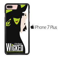Broadway Musical Wicked iPhone 7 Plus Case