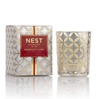 Sparkling Cassis Votive Candle by Nest