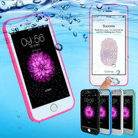 Best Protective Case Waterproof Underwater Shockproof Durable Full Sealed Cover for iPhone 7 7 plus iPhone 6S 6 Plus 5S 5 SE + Gift Box