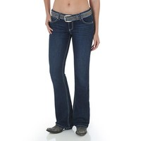 Wrangler Women's Premium Patch Booty Up Jeans - 08MWZGV