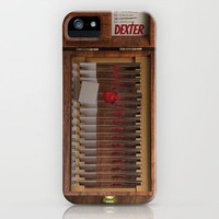 I-Dex Dexter Blood slide Iphone case... iPhone Case by Emiliano Morciano (Ateyo) | Society6