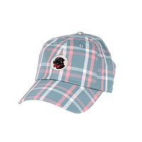 Marine Plaid Frat Hat by Southern Proper