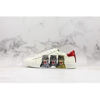 Gucci Ace Sneaker With Tiger