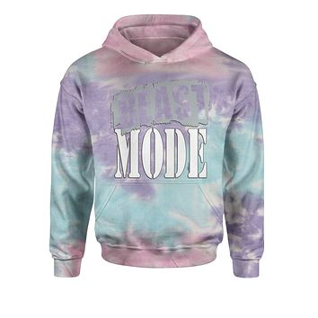 Beast Mode Training Tie-Dye Youth-Sized Hoodie