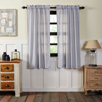 Cape Cod Short Panel Curtains