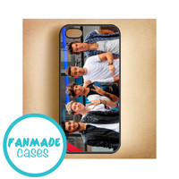 One Direction Today Show iPhone 4/4s 5/5s/5c & iPod 4/5 Rubber Case