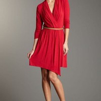 TART - Manhattan Dress in Red