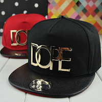DOPE SNAPBACK *RICH MOB